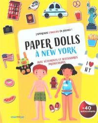 Paper dolls à New York