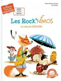 Les Rock'nimos, Le secret d'Achille