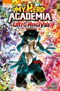 My hero academia ultra analysis