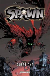 Spawn. Volume 11, Questions
