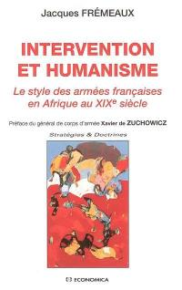 Intervention et humanisme