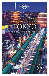 Lonely planet's best of Tokyo