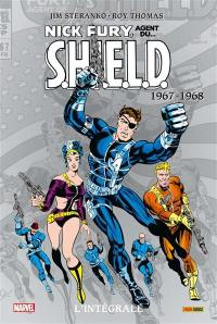 Nick Fury, agent du... SHIELD, 1967-1968