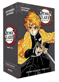 Coffret Demon slayer