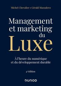 Management et marketing du luxe