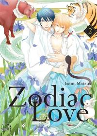 Zodiac love. Volume 2,