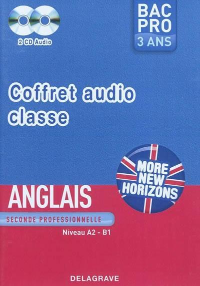 Livre Anglais Seconde Professionnelle Niveau A2 B1 Bac