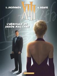 XIII. Volume 24, L'héritage de Jason Mac Lane