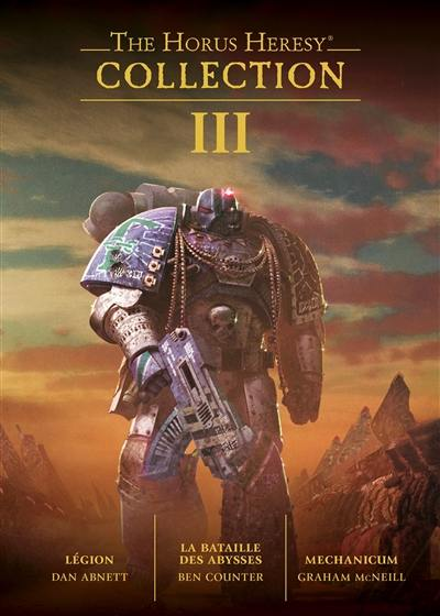 The Horus heresy collection. Volume 3,