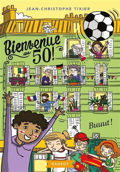 Bienvenue au 50 !. Volume 3, Buuut !