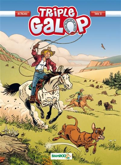 Triple galop. Volume 10,