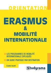 Erasmus & mobilité internationale
