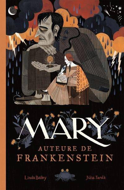 Mary, auteure de Frankenstein