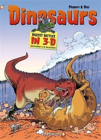 Dinosaurs, Biggest battles in 3D