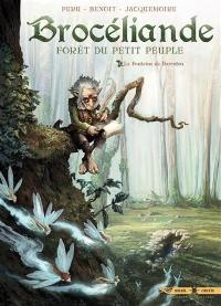 Brocéliande. Volume 1, La fontaine de Barenton