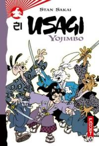 Usagi Yojimbo. Volume 21,