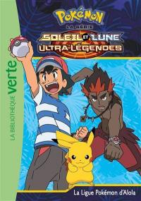 Pokémon. Volume 23, La ligue pokémon d'Aola