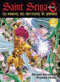 Saint Seiya, épisode G. Volume 6,