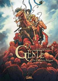 La geste des chevaliers dragons. Volume 1, Jaïna