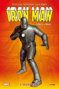 Iron Man. Volume 1, 1963-1964