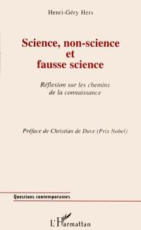 Science, non-science et fausse science