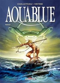 Aquablue. Volume 1, Nao