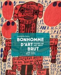 Bonhomme d'art brut = Figure of art brut