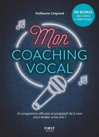 Mon coaching vocal