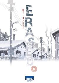 Erased. Volume 8,