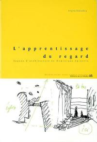 L'apprentissage du regard