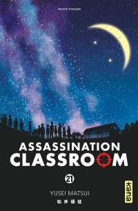 Assassination classroom. Volume 21,