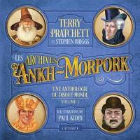 Les archives d'Ankh-Morpork. Volume 1,