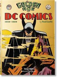 The golden age of DC Comics, 1935-1956