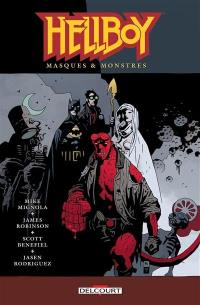 Hellboy. Volume 14, Masques & monstres