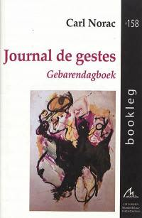Journal de gestes = Gebarendagboek