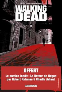 Walking dead, L'étranger
