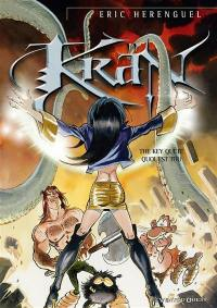 Krän. Volume 9, The key quête quouest tou