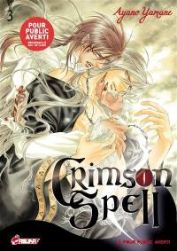 Crimson spell. Volume 3,