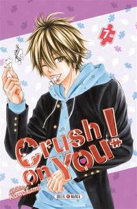 Crush on you !. Volume 7,