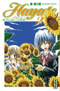 Hayate, the combat butler. Volume 2,