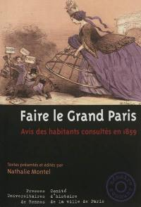 Faire le Grand Paris