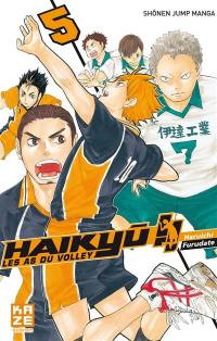 Haikyu !!. Volume 5,