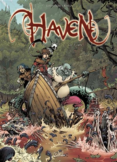 Haven. Volume 3, Les 3 clefs