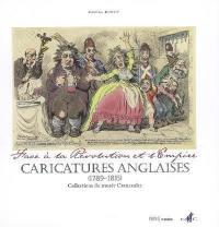 Caricatures anglaises (1789-1815)