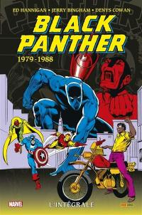 Black Panther. Volume 3, 1979-1988