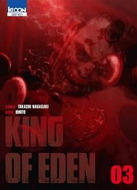King of Eden. Volume 3,