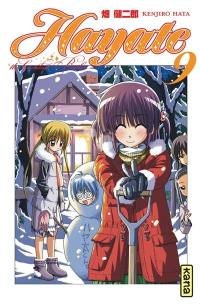 Hayate, the combat butler. Volume 9,