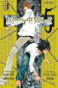 Death note. Volume 5,