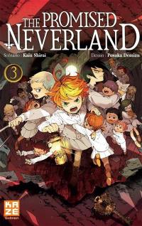 The promised Neverland. Volume 3, En éclats