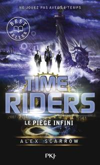 Time riders. Volume 9, Le piège infini